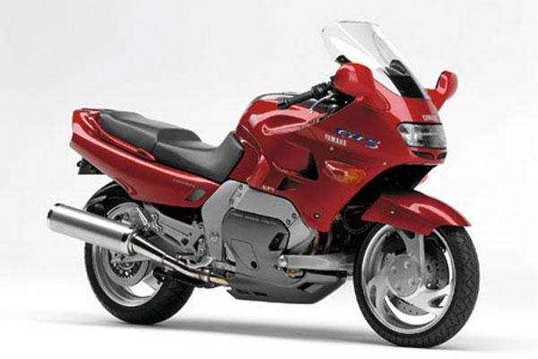 Yamaha GTS 1000 фото