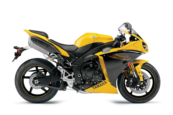 Yamaha YZF-R1 фото (фото-2)