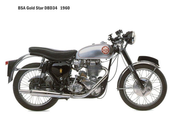 BSA – Gold Star