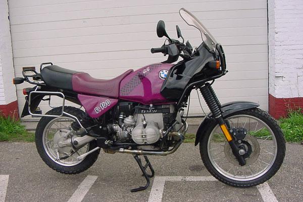 BMW R 100 GS (фото-2)