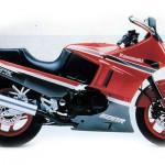 Kawasaki GPX 600 фото