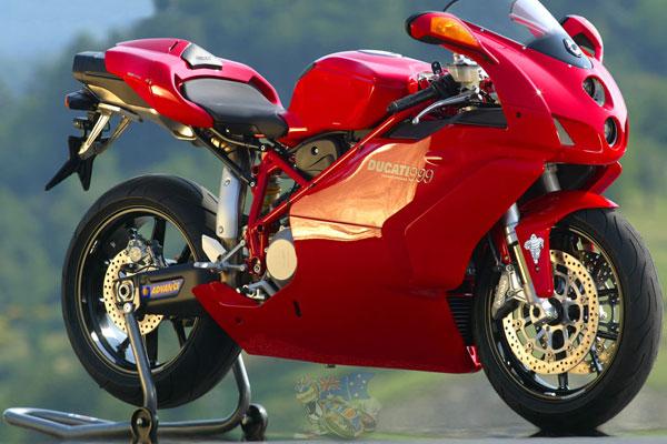 Ducati 999 (фото-2)