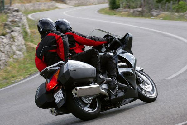 мотоцикл Honda Pan-european