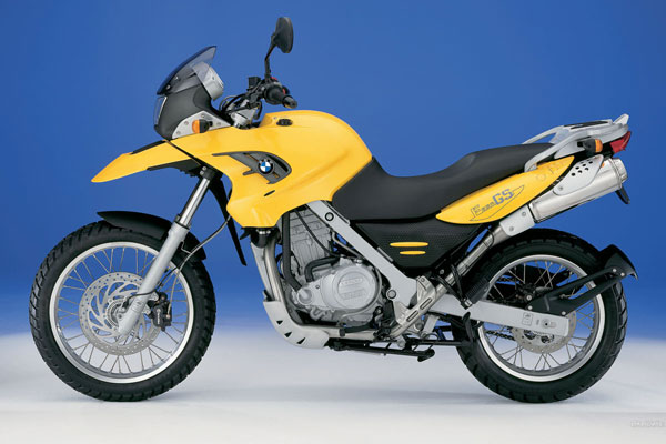 BMW Supermoto F 650 GS