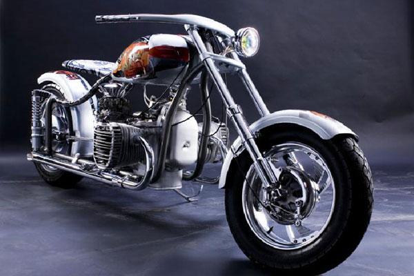Мотоцикл урал тюнинг фото
