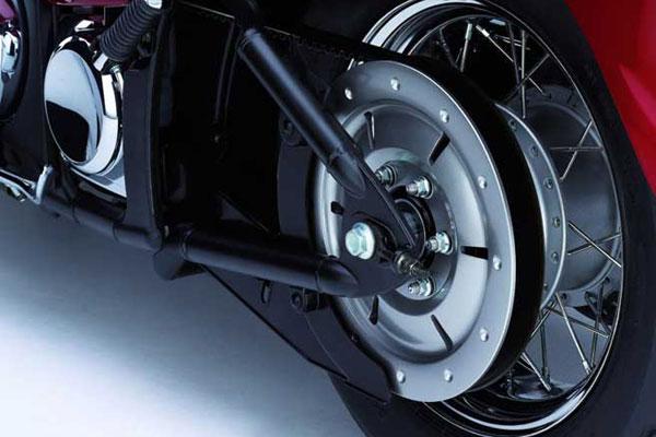 Привод мотоцикла ремень