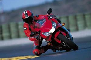 Супербайк: Honda Fireblade