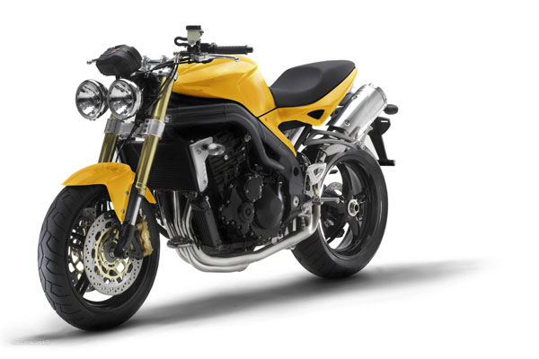 Triumph Speed Triple 955i (фото-3)