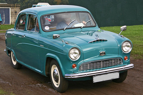 Автомобили из Англии - Austin Healey (фото-2)
