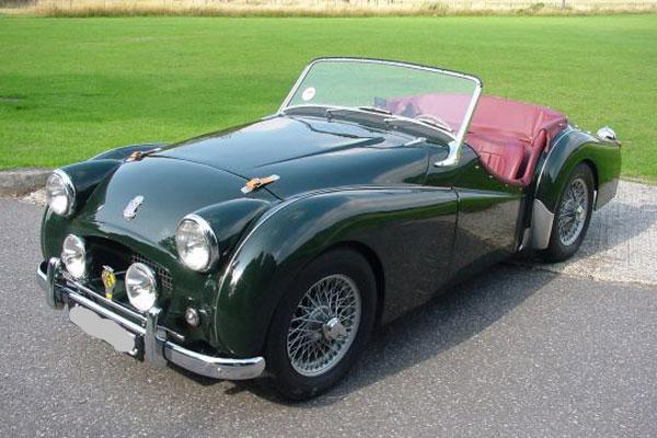 Автомобили из Англии - Austin Healey