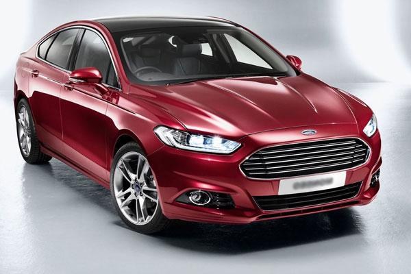 Ford Mondeo 2013 - новый Форд Мондео седан (фото-2)