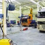Где ремонтировать грузовой автомобиль