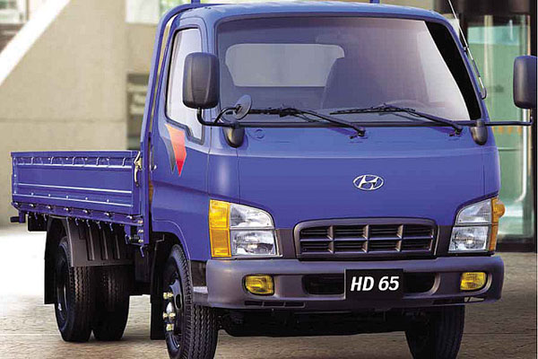 Грузовики Hyundai hd-65/72/78