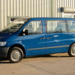 Грузовой фургон Мерседес Вито 108 CDI