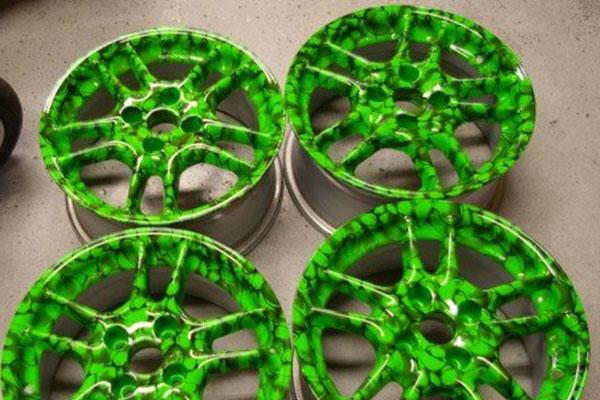 Как покрасить диски (фото-2)