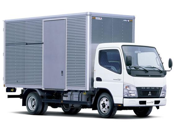 Mitsubishi Canter (фото-2)