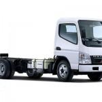 Mitsubishi модернизирует Canter Eco Hybrid