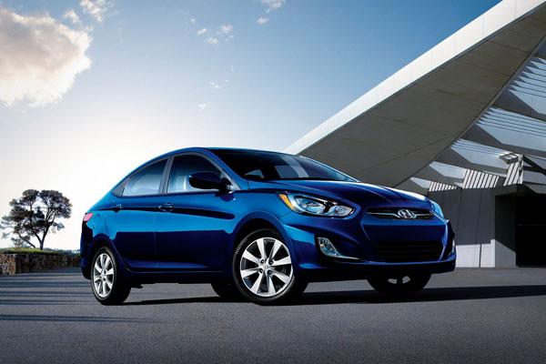 Новый Hyundai Solaris седан (фото-2)