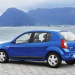хэтчбек Renault Sandero