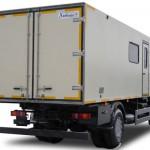 Особенности конструкции современных фургонов МАЗ