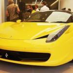 Открылся первый автосалон Ferrari в Киеве