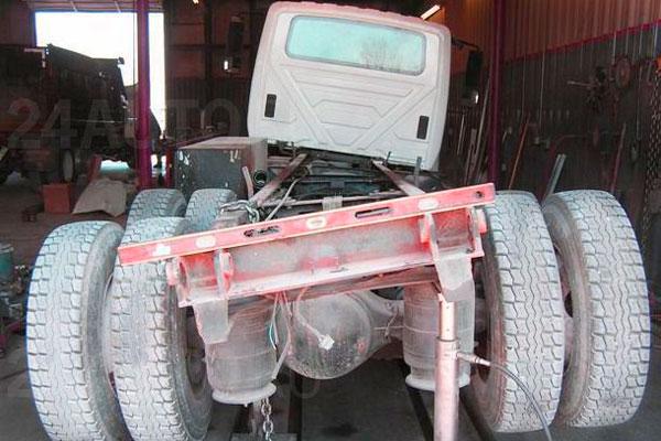 Ремонт рамы грузовика (фото-2)