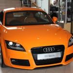 Спортивный Audi TT