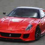 гибрид - Ferrari 599
