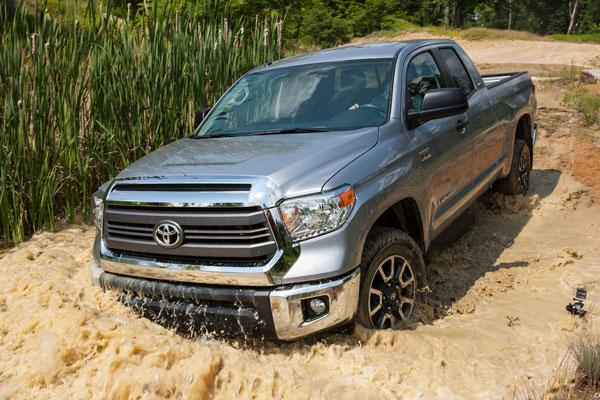 Toyota Tundra хороший помощник (фото-4)