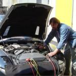 Автомобильный кондиционер и его ремонт