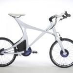 Гибридный велосипед компании Lexus