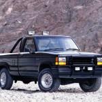 История Ford Ranger