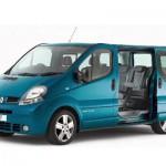 Микроавтобус Renault Trafic