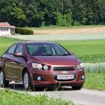 Обзор Chevrolet Aveo седан
