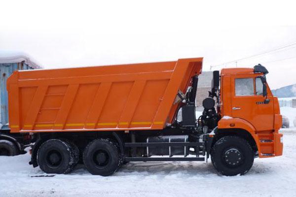 Обзор КАМАЗ 6520 (фото-2)