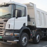 Самосвал Scania P 420 CB 8x4 EHZ