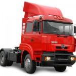 Седельный тягач Урал-63674-0010