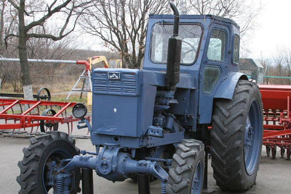 Трактор Т-40 (фото-3)