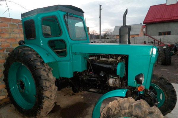 Трактор Т-40 (фото-5)