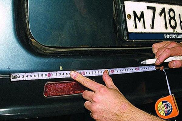 Установка датчиков парковки своими руками (фото-3)