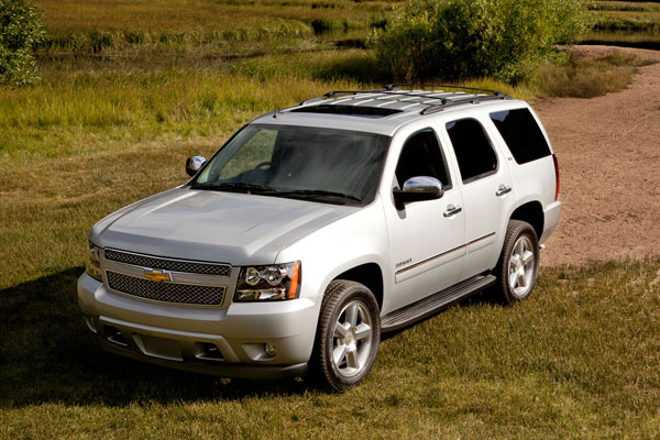 Chevy Tahoe (фото)