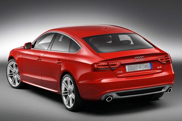Audi A5 Sportback (фото-2)
