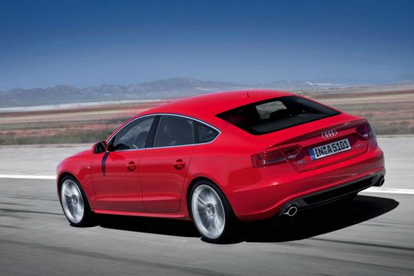 Audi A5 Sportback фото-3