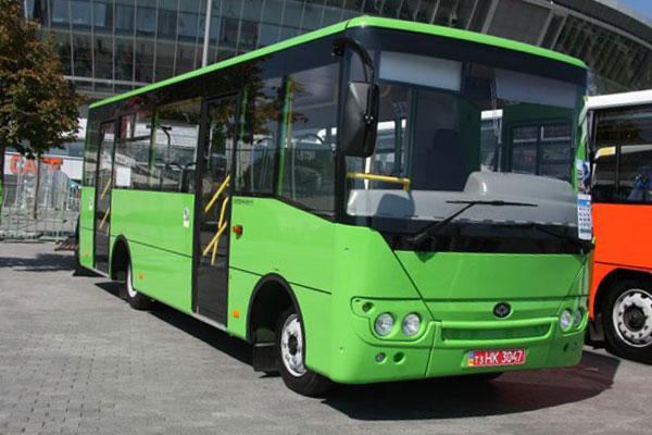 Новый автобус Богдан-А092