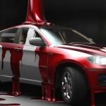 Окраска кузова авто, дефекты и их устранение