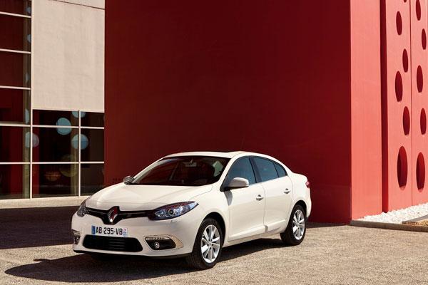 Renault Fluence седан 2013 (фото-3)