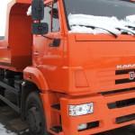 Шасси КАМАЗ 53605