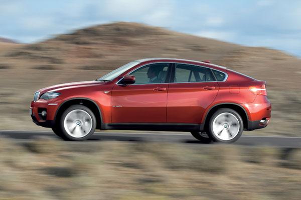 BMW X6 обзор (фото-2)