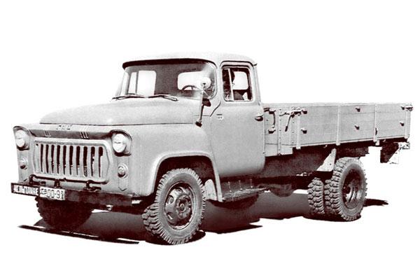 грузовик ГАЗ-56
