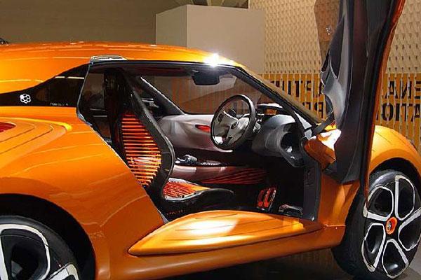 Koнцeпт Renault Capture (фото-2)